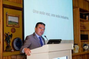 Román López, presidente de Anidigraf