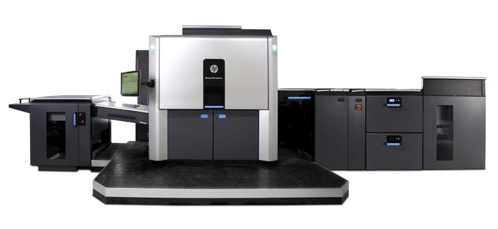 HP Indigo 12000 HD Digital