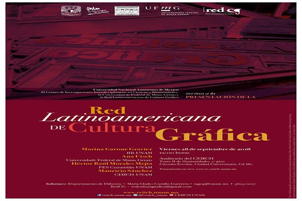 Nace la Red Latinoamericana de Cultura Gráfica con 150 estudiosos del libro y la edición
