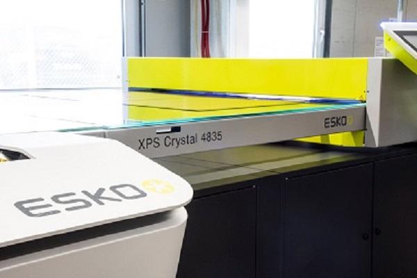 El CDI Crystal 4835 XPS de Esko simplifica la creación de planchas flexográficas