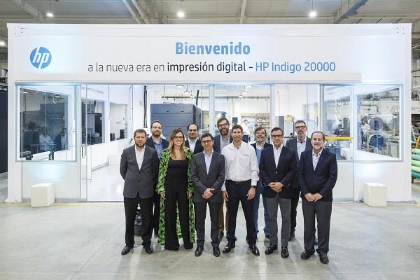 HP Indigo 20000