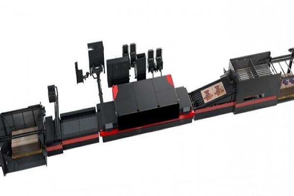 EFI presenta las últimas novedades de la impresora Nozomi C18000 en All4Pack