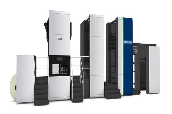 Tetra Pak mejora su nivel de personalización y flexibilidad a través de la tecnología de Koenig & Bauer AG