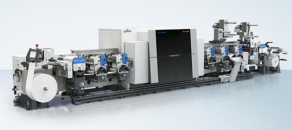 Gallus lanza una nueva versión en cinco colores de la exitosa Labelfire E 340