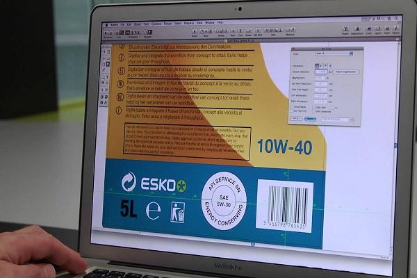 Esko aumenta la precisión y la eficacia del usuario con la actualización del software ArtPro+