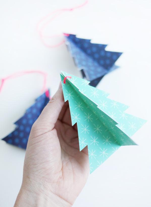 Te decimos paso a paso cómo hacer tus propias esferas de Navidad