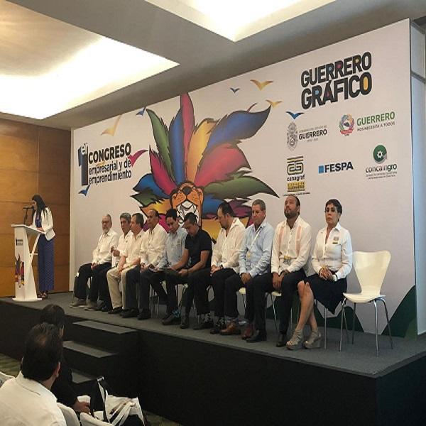 Con gran éxito se realizó el 1er. Congreso Empresarial y de Emprendimiento Guerrero Gráfico 2020 de la mano de Canagraf Nacional