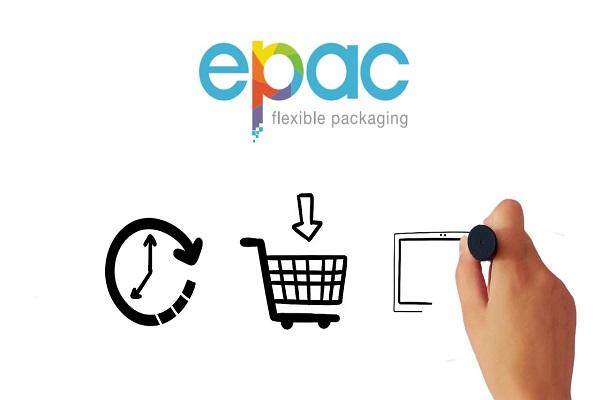 La empresa ePac rompe récord de producción de embalajes flexibles gracias a la prensa digital HP Indigo 20000