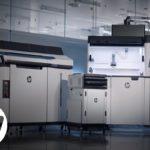 Solución HP Jet Fusion Serie 5200