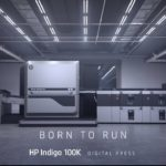 HP Indigo 100K