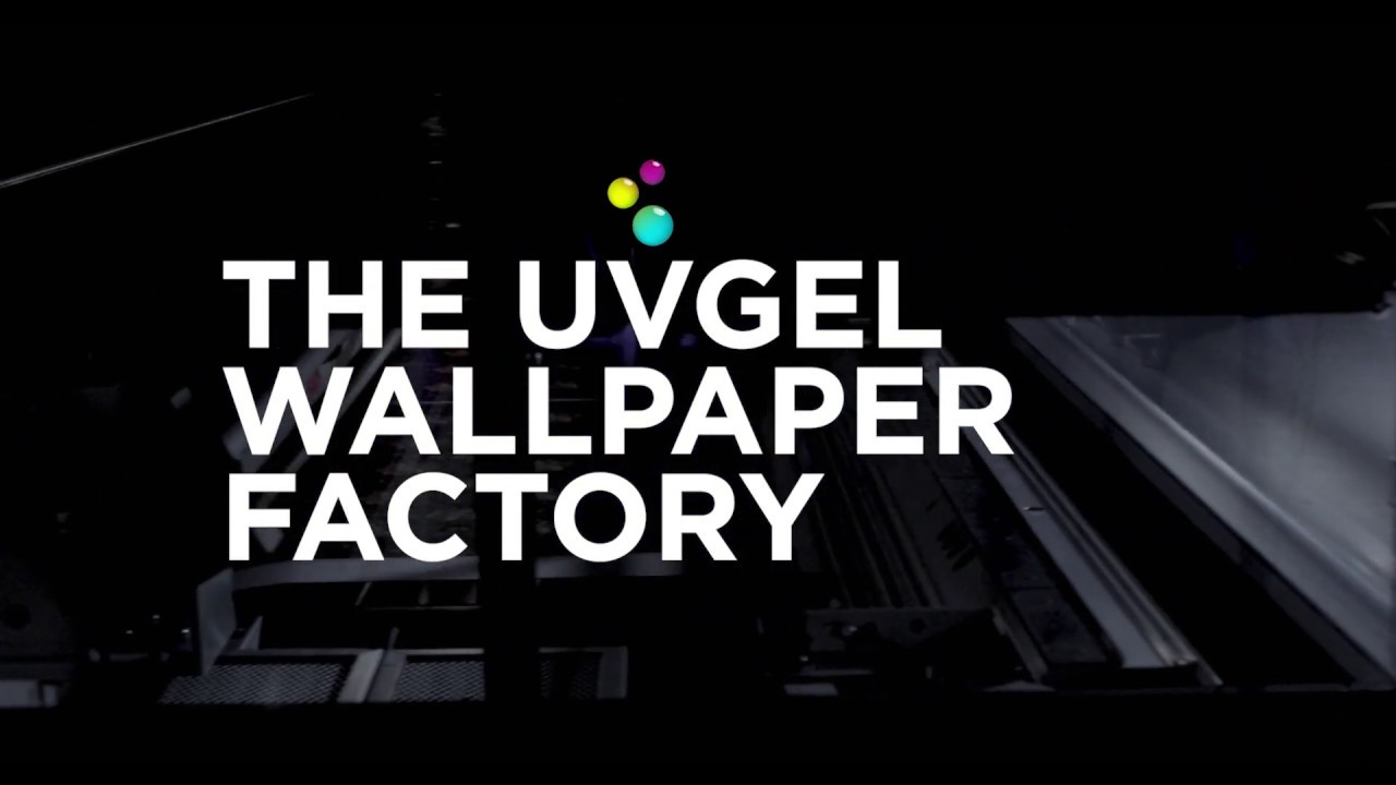 UVgel Wallpaper Factory