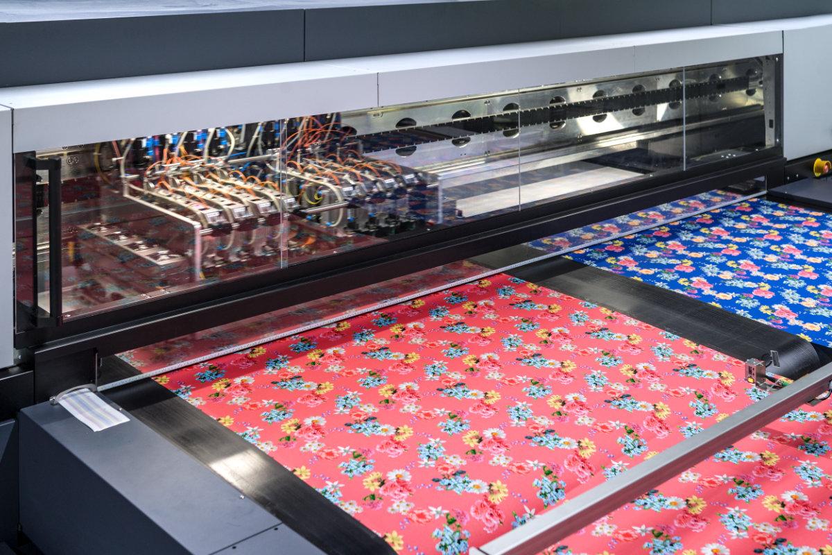 impresión textil