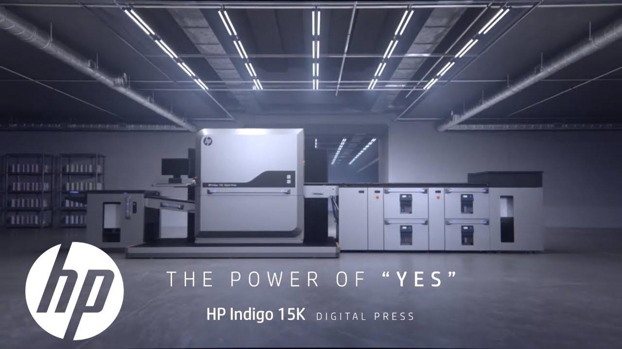 HP Indigo 15K