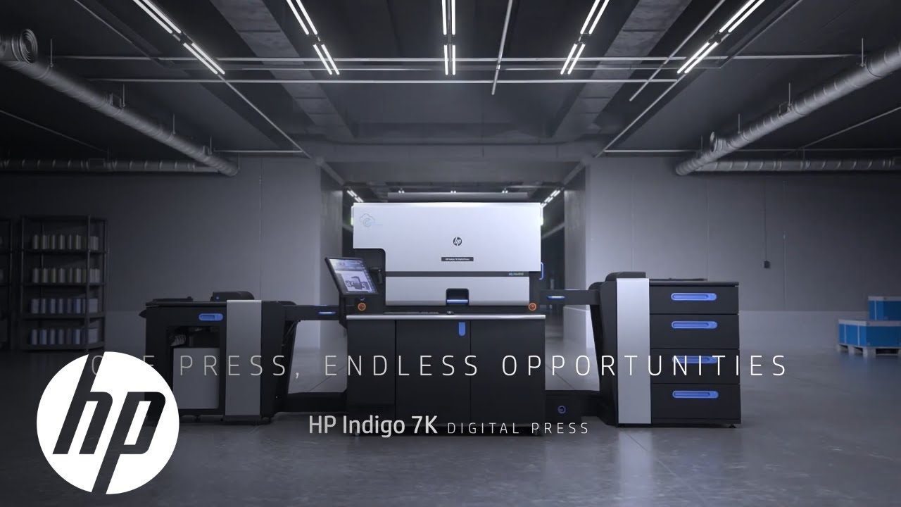 HP Indigo 7K