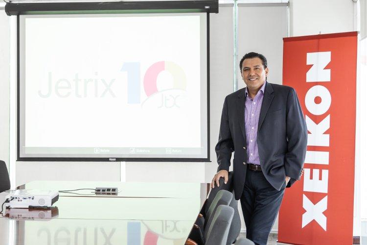 Jetrix Xeikon