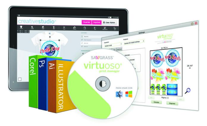 Virtuoso Print Manager